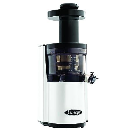 Omega VSJ843RW - Exprimidor eléctrico, color blanco: Amazon.es: Hogar