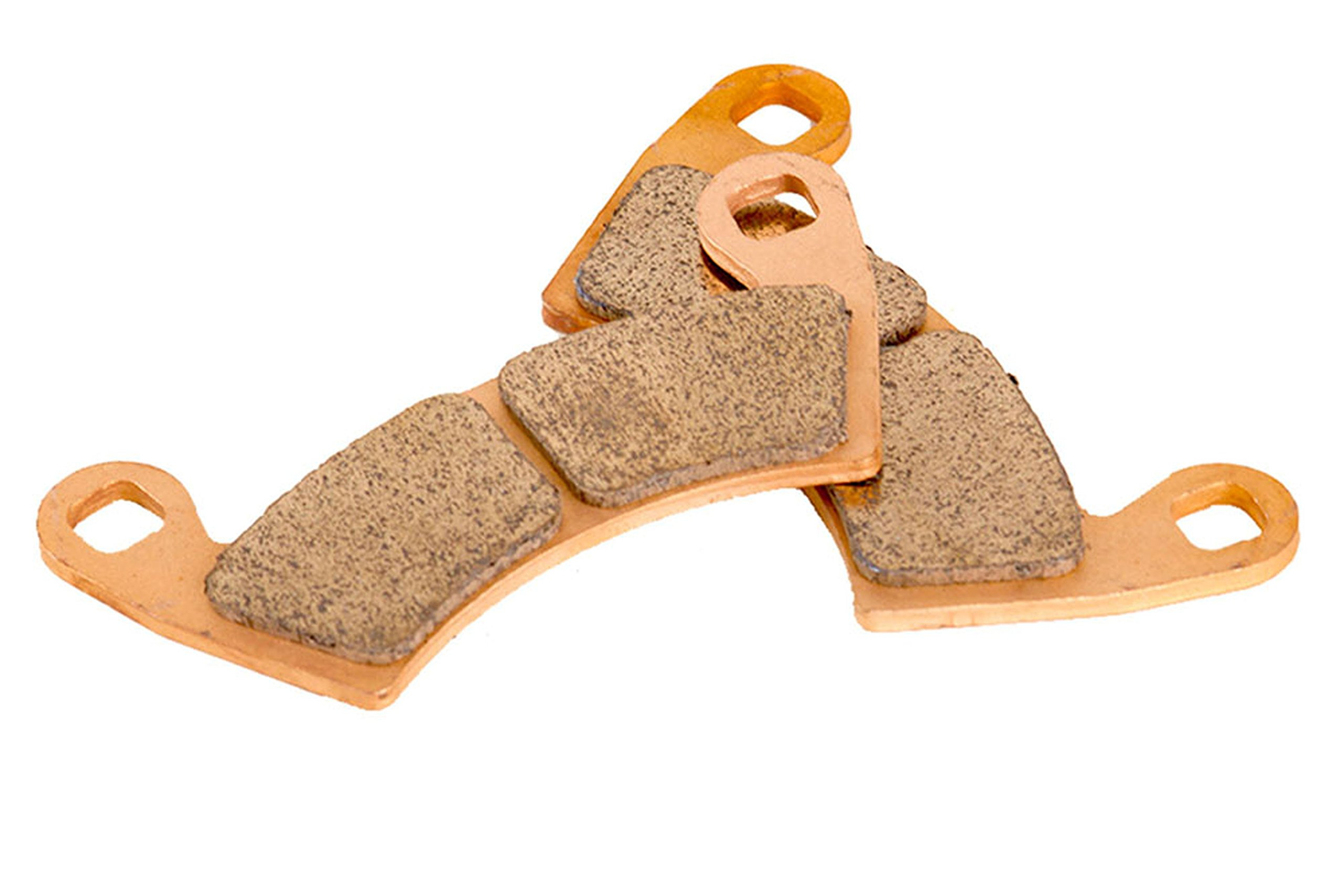 Brake Pads fit Polaris 1000 RZR S EPS 2016-2018 Front and Rear by Race-Driven