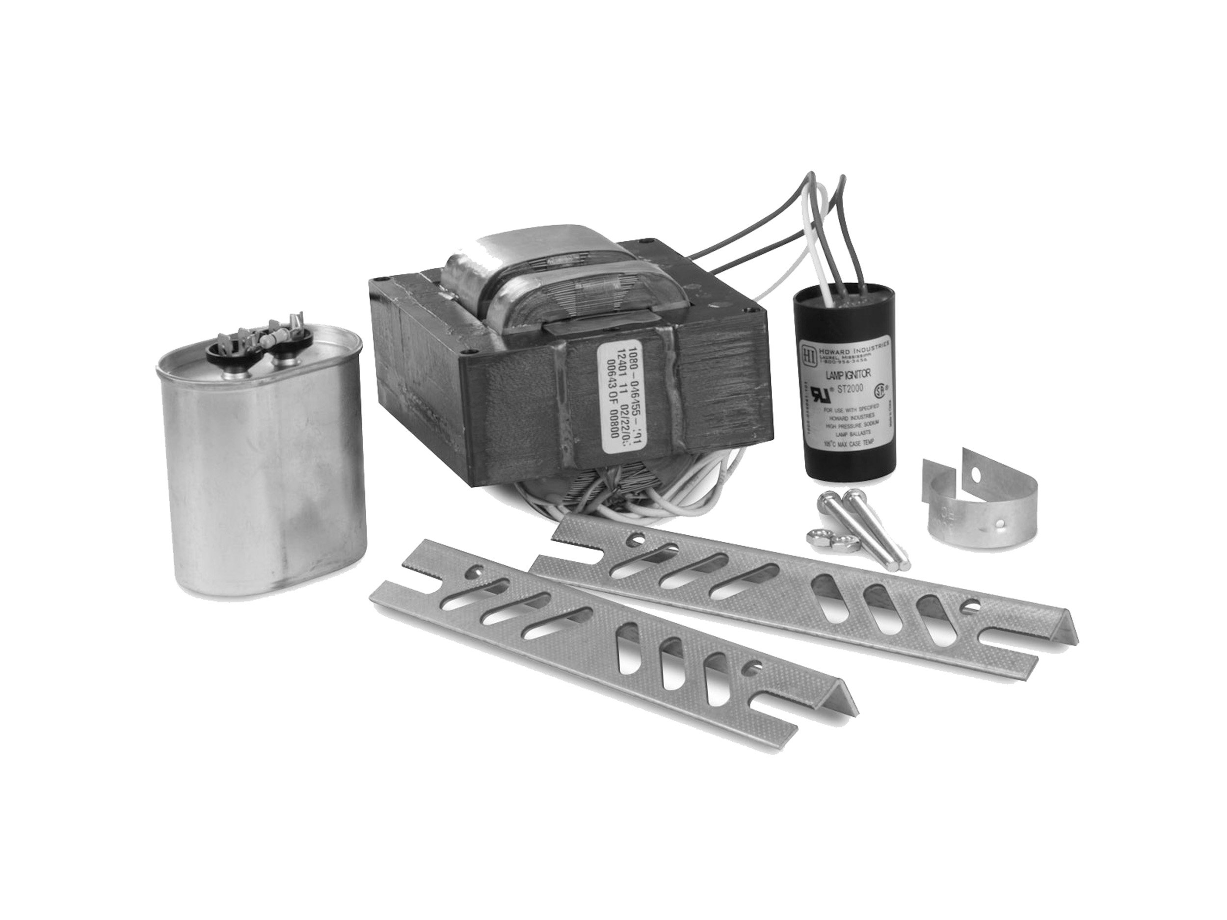 Howard Lighting S-70-120-RXH-K 70W 120V High Pressure Sodium Ballast Kit