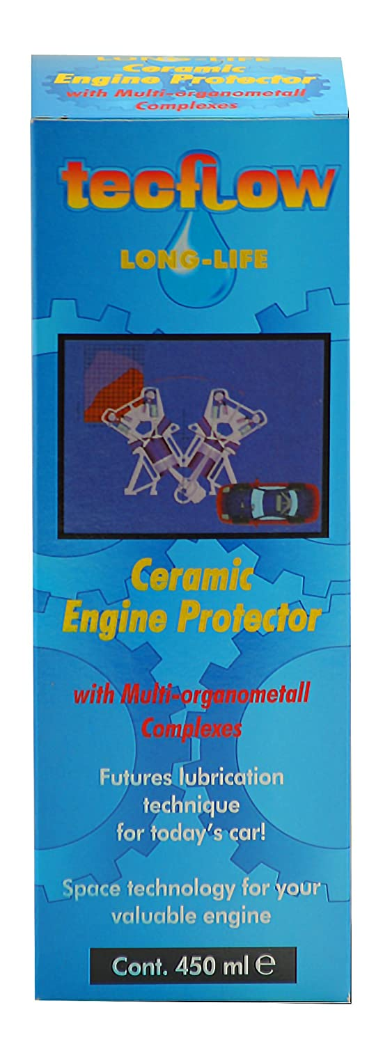 Tecflow Ceramic Engine Protector Stam Automotive Products B.V.