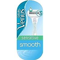 Gillette Venus Sensitive Glad Scheermes Voor Vrouwen + 1 Mesje