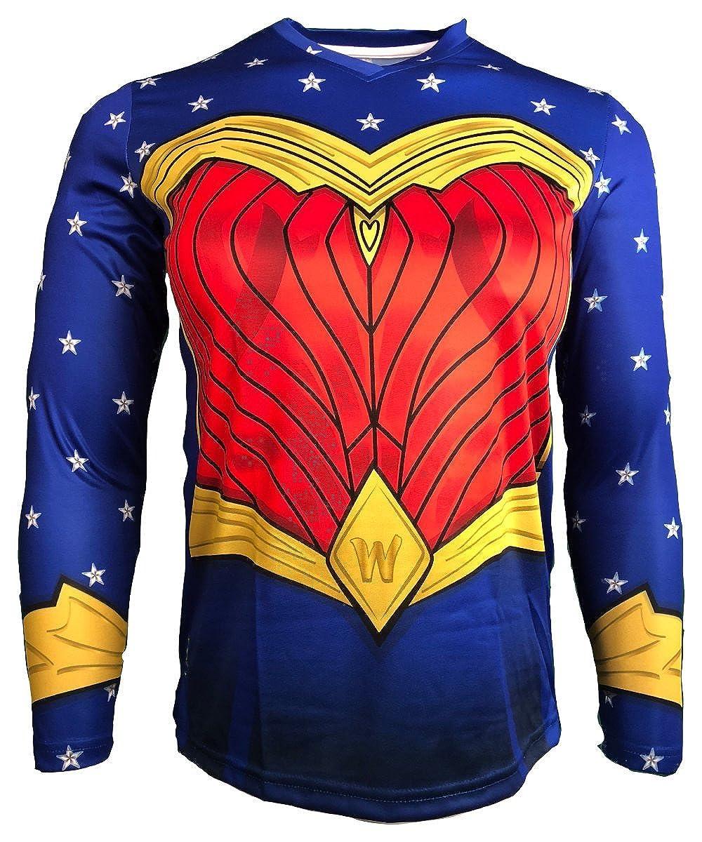 Geko Sports Wonder Woman Goalkeeper Jersey