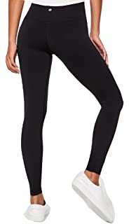 f2ab86f881b39 Amazon.com: Lululemon Wunder Under Pant III Full On Luon Yoga Pants ...