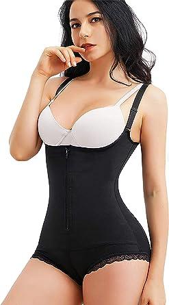 Body Sculptant Femme Gainant Combinaison Minceur Gaine Lingerie Corset Sculptante Amincissant Amincissante Body Shaper Respirant