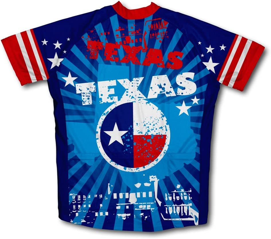 ScudoPro Texas Short Sleeve Cycling Jersey for Women