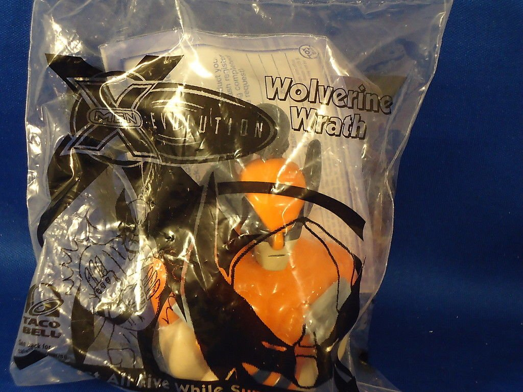 Amazoncom X Men Wolverine Wrath Backpack Clip On Toy