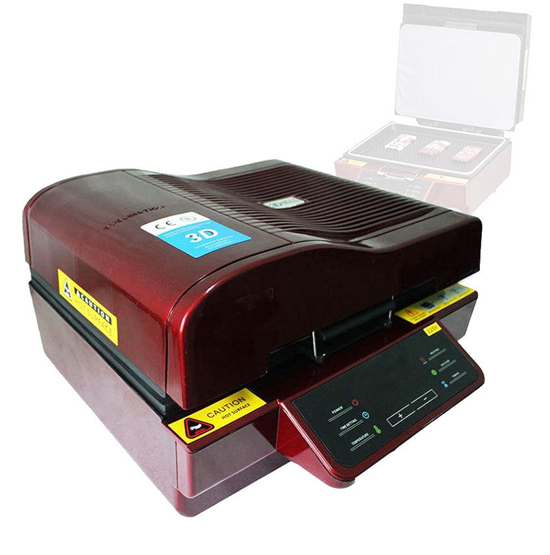 Amazon Denshine 3d Sublimation Heat Press Machine For Phone