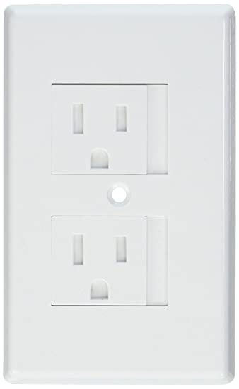 Amazon.com : Mommys Helper 25-Pack Bulk Safe Plate Electrical Outlet ...
