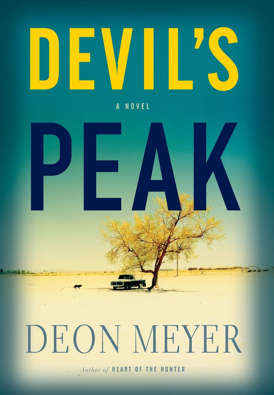 Read Online Devil's Peak: A Novel ebook