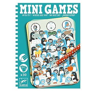 Djeco Juegos De Cartas DJ05332: Amazon.es: Juguetes y juegos