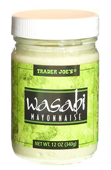 Image result for trader joe's wasabi mayo
