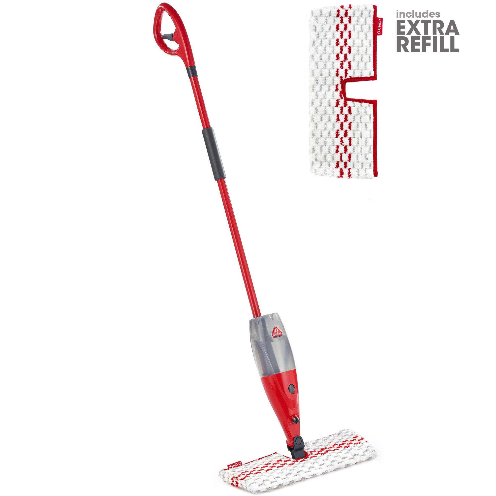 O-Cedar Promist Max, Spray Mop with 1 Extra Refill by O-Cedar