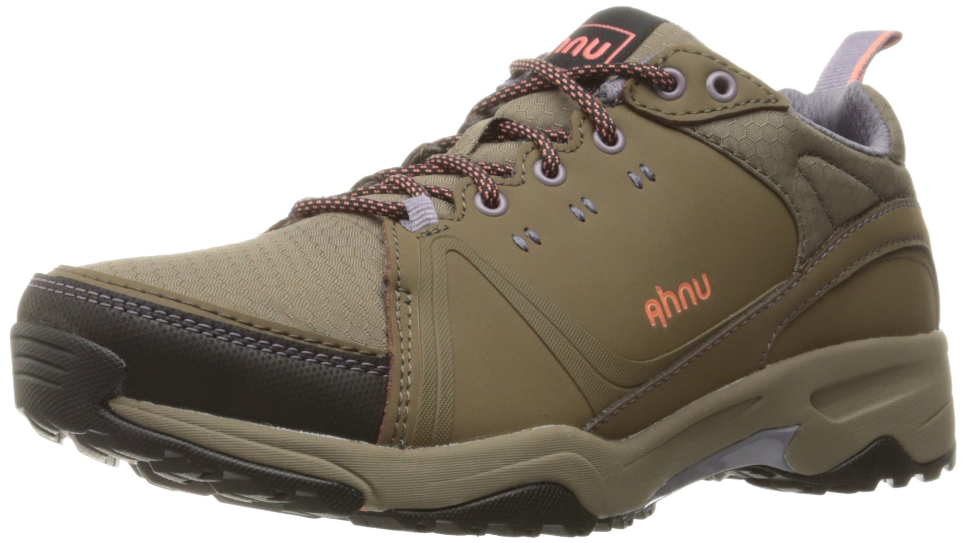 Ahnu Women's Alamere Low Hiking Shoe, Muir Woods, 9.5 M US