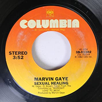 Mavin gaye sexually healing instrumental