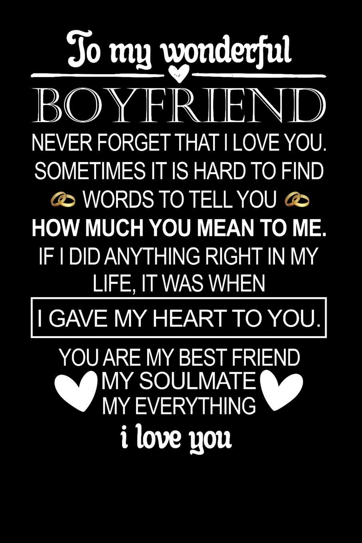 Boyfriend my Do I