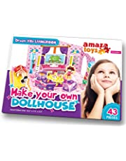 Make Your Own Dollhouse 3D Puzzle