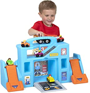 Amazon.com: Simplay3 Carry & Go Durable Garage Portable ...