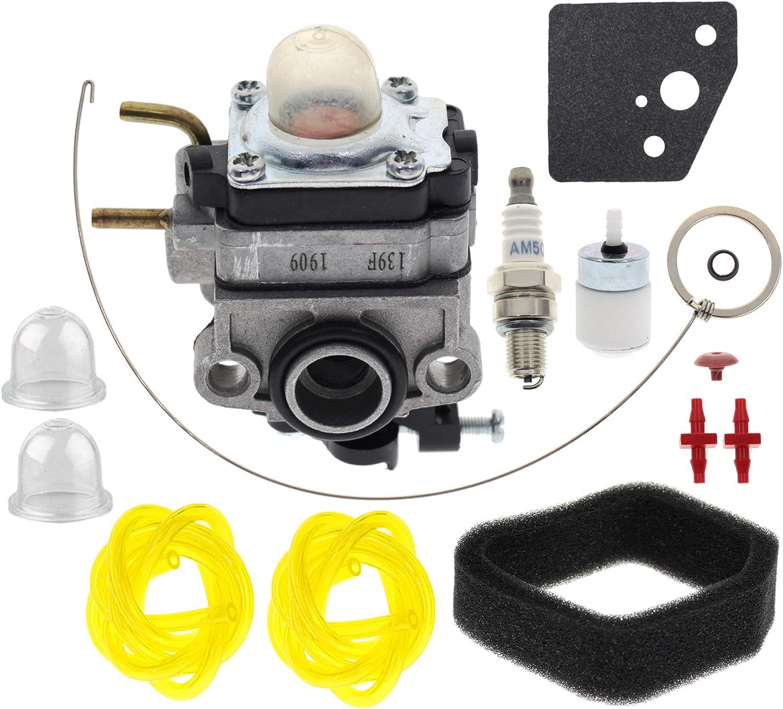Carburetor F MTD 753-05908 Carb Handheld Blower 316794830