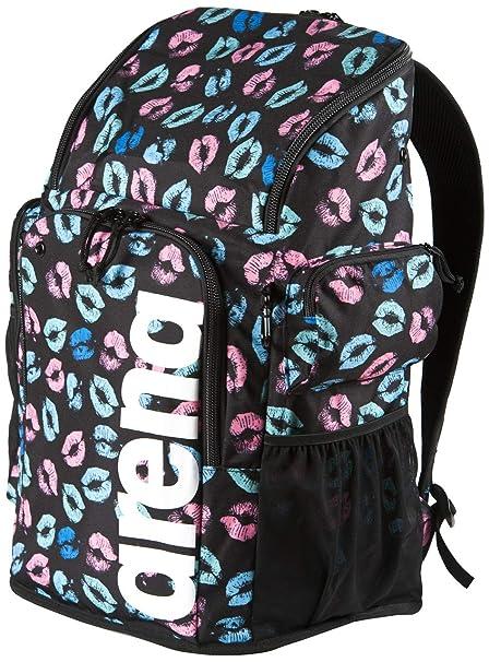 Arena Team 45 Backpack Ao, Color Lips Black - Multi, tamaño ...