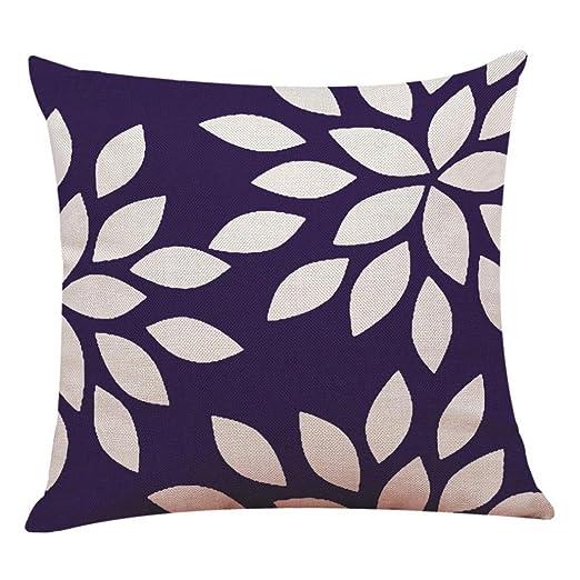 Fundas de cojín, sofá angelof funda de almohada geometría de ...