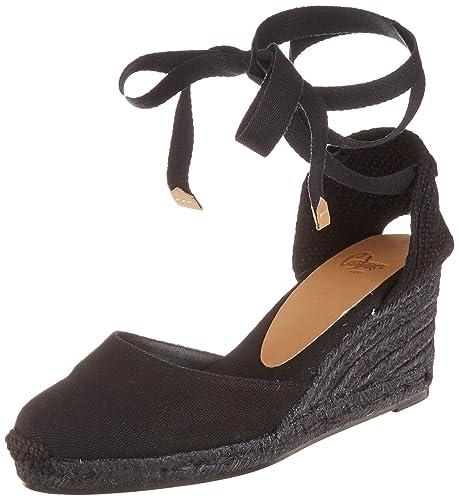 Castañer Carina C/6/001, Alpargatas para Mujer: Amazon.es: Zapatos y complementos