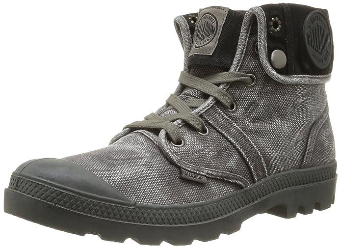 Palladium 71874, Botas del Desierto Mujer, Gris (Metal), 36 EU: Amazon.es: Zapatos y complementos