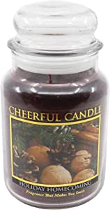 A Cheerful Giver Holiday Homecoming 24 oz. Jar Candle