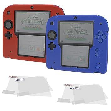 ZedLabz Cover & Protect, 2 unidades para Nintendo 2DS Inc ...