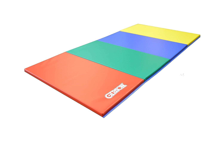 Amazon.com: Gibson 4 x 8 Panel Mat, arco iris: Sports ...