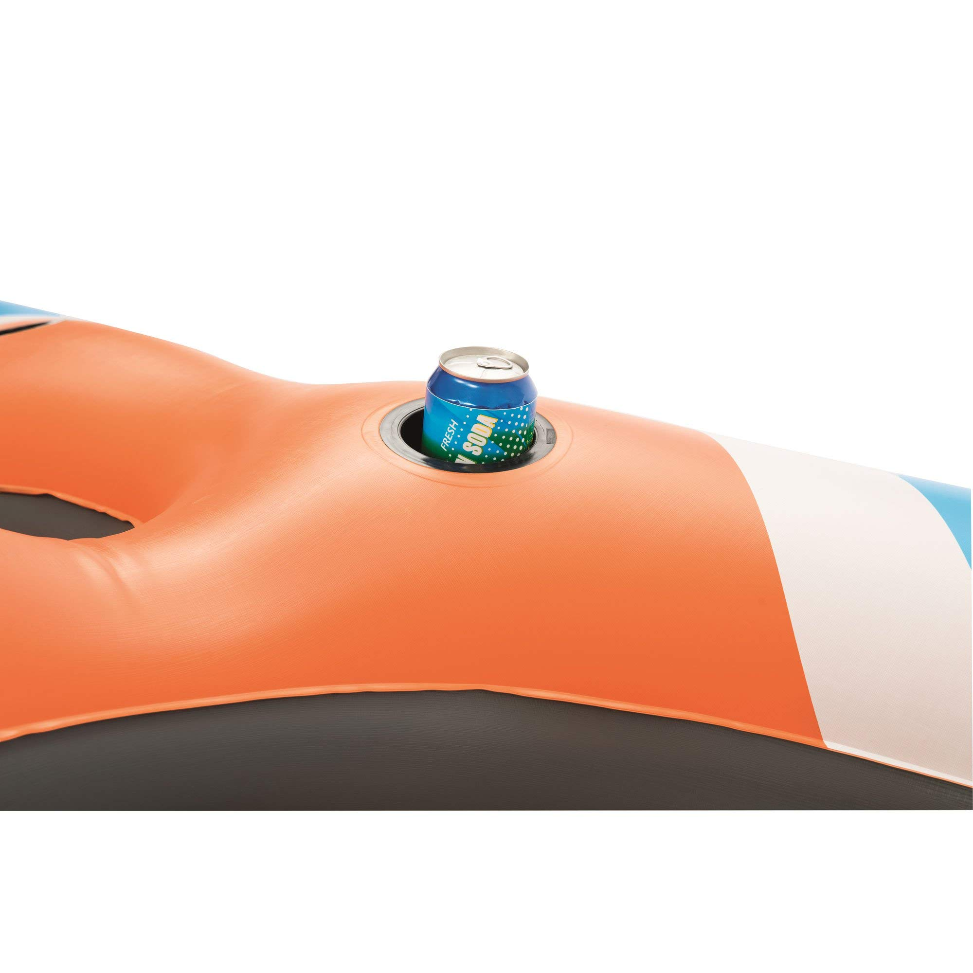 CoolerZ Rapid Rider X4 Inflatable 4-Person Island Tube by Bestway (Image #9)