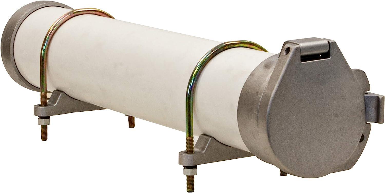 Saddle for 6 Conduit Buyers Products 3016368 PVC Conduit Carrier Kit Replacement Parts