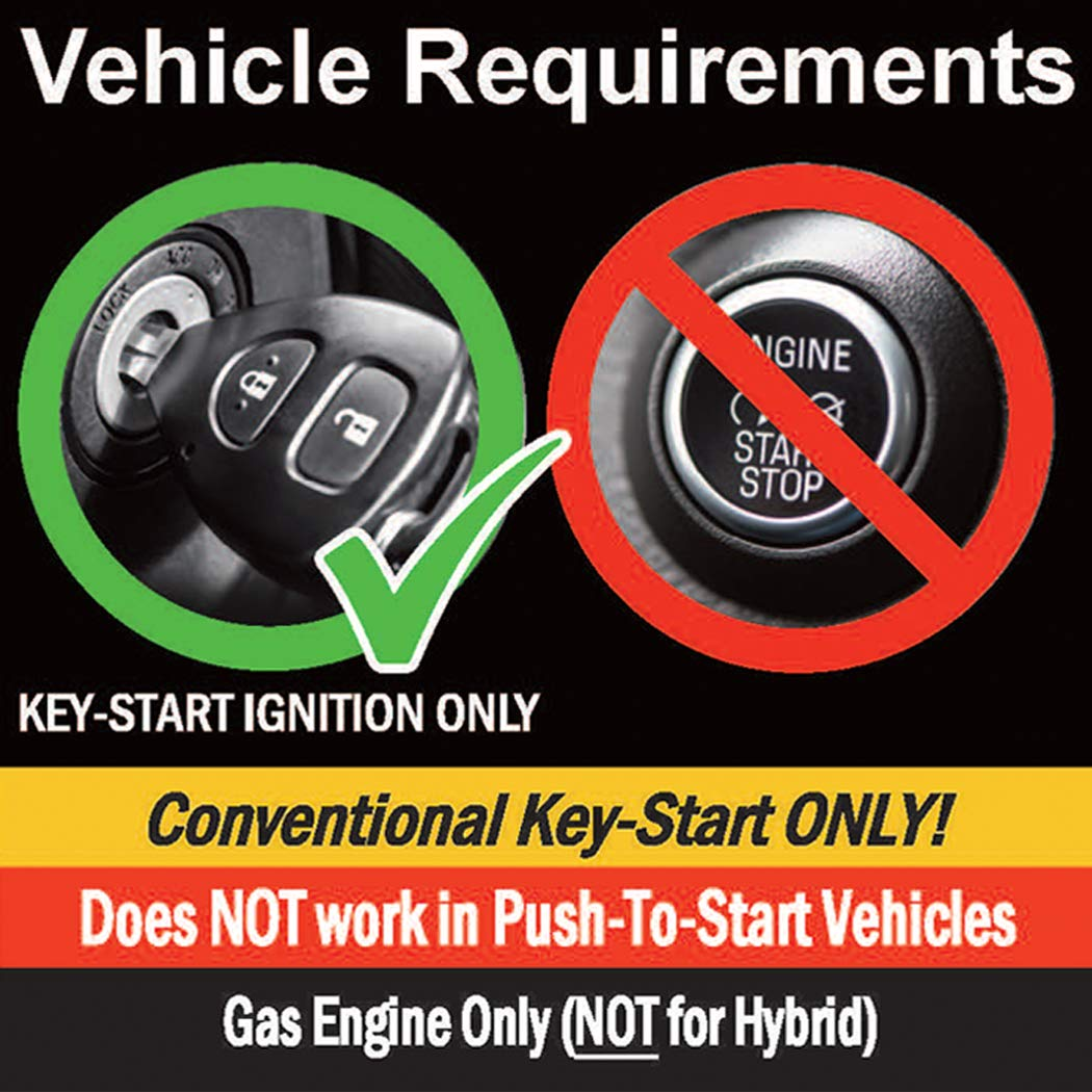 Uses Your Factory Remotes 3X Lock Activation MPC Plug-n-Play Remote Start Kit for 2007-2013 GMC Sierra 1500 . Required for Installation in This Vehicle Includes Flashlink Updater