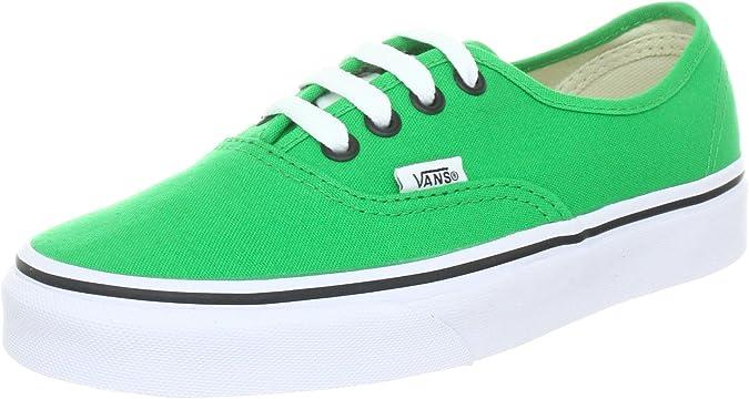 vans verde acqua