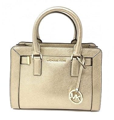 2c23e2c2f3b9 ... new zealand michael kors dillon small top zip satchel womens bag  leather small handbags amazon 51c1a