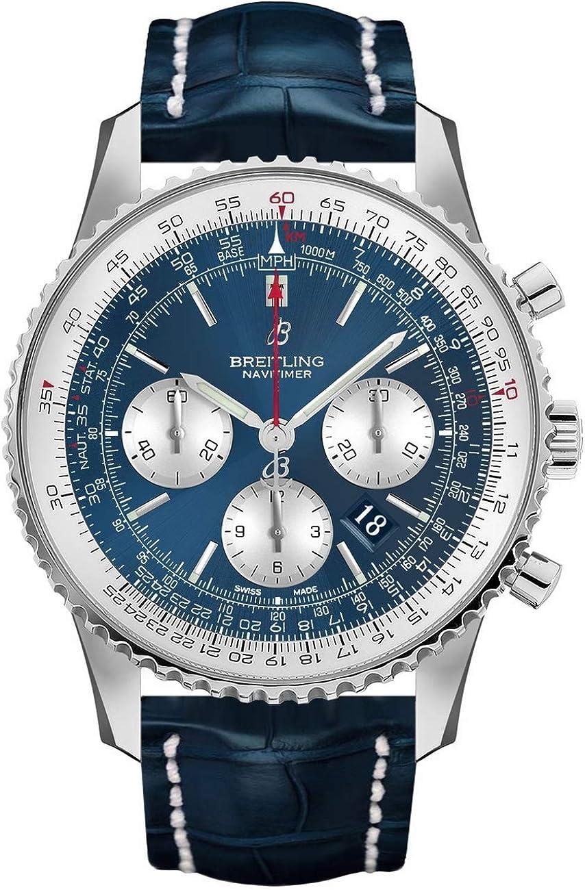 Breitling Navitimer AB0127211C1P1 - Reloj cronógrafo 46 para hombre