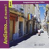 Andiamo...Di Nuovo!  1 - Italien - CD Audio Eleve - Édition 2005
