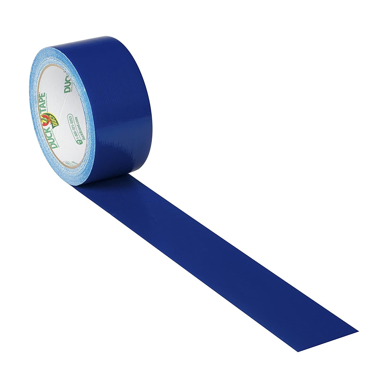 Duck Brand 1304959 Color Duct Tape Blue 188 Inches X 20 Yards Single Roll Home Improvement