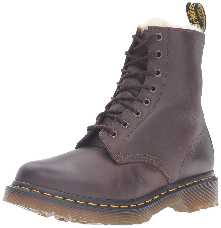 Original Doc Martens Airwair 8 Loch Stiefel Boots Schwarz