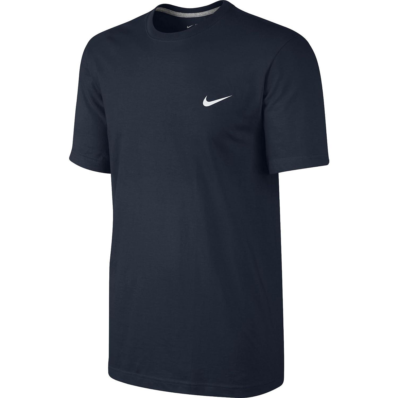 Nike Embrd Swoosh Camiseta con Manga Corta d78eaff6cdd83