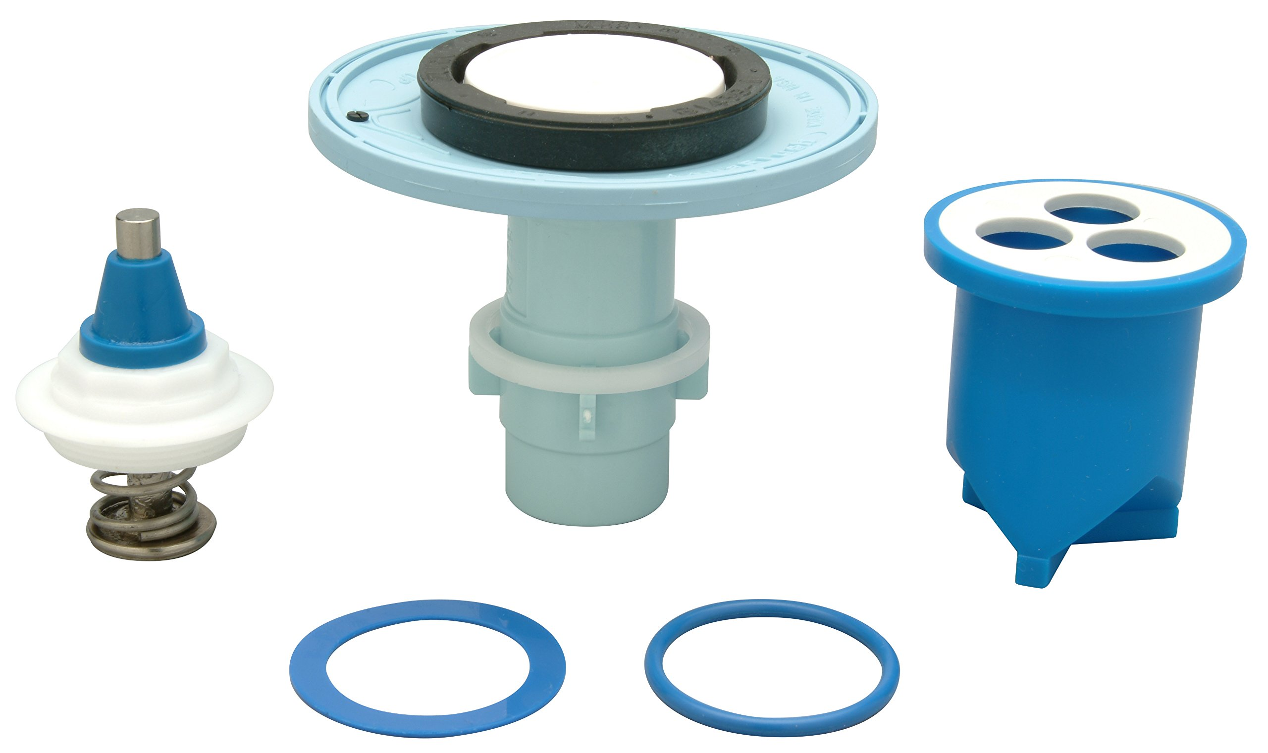 Zurn AquaFlush Closet Rebuild Kit, P6000-ECR-WS1-RK, 1.6 gpf, Diaphragm Rebuild Kit