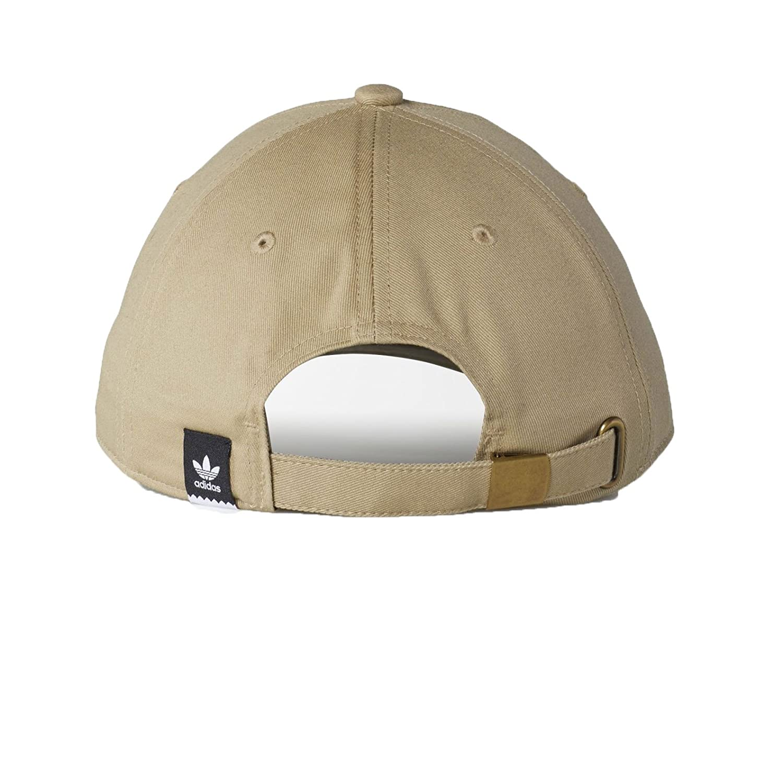 12ce471d Amazon.com: adidas Originals Thanks for Nothing Men's Strapback Hat Cap  Khaki/Black br3873 (Size os): Sports & Outdoors