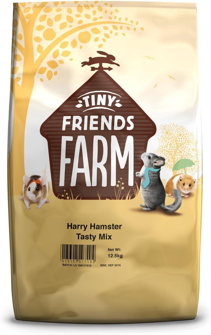 Supreme Petfoods Harry Hamster - Muesli, 12,5 kg