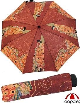 Paraguas Mini Light Gustav Klimt esperanza: Amazon.es: Deportes y aire libre