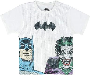 Cerdá Camiseta Manga Corta Premium Batman Niños