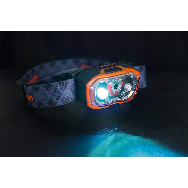 Coleman Water Resistant CXP 300 Outdoor Headlamp