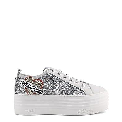 1429b5a8a329 Love Moschino Women s Platform Sneakers  Amazon.co.uk  Shoes   Bags