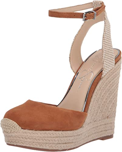 Choose SZ//Color. Jessica Simpson JS-ROSELEN Womens Roselen Wedge Sandal