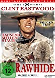 Rawhide - Staffel 2 - Teil 2 (Episoden 17-31) (Classic Western) [4 DVDs]