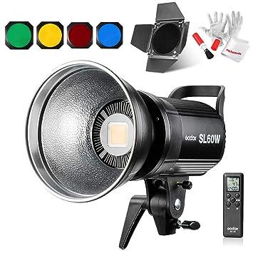 Godox SL-200W 5600K LED Lampe Dauerlicht