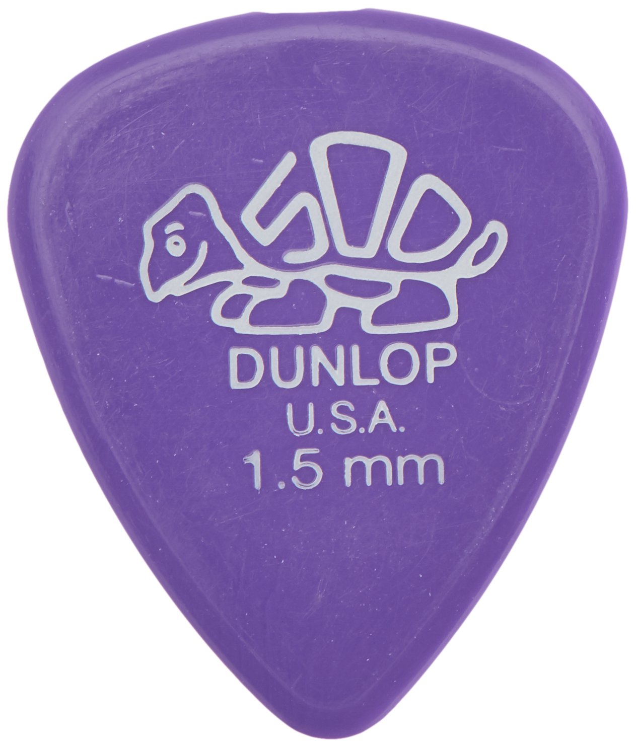 Dunlop 41R1.5 Delrin, Lavender, 1.5mm, 72/Bag